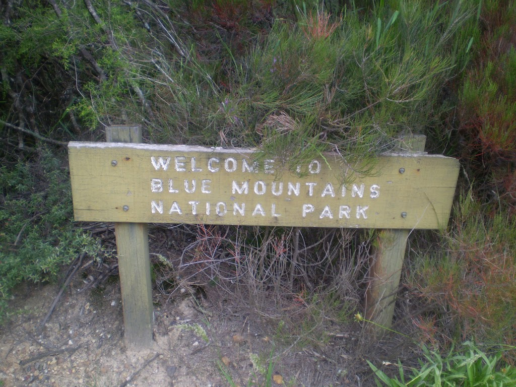 Welcome to Blue Mountains NP