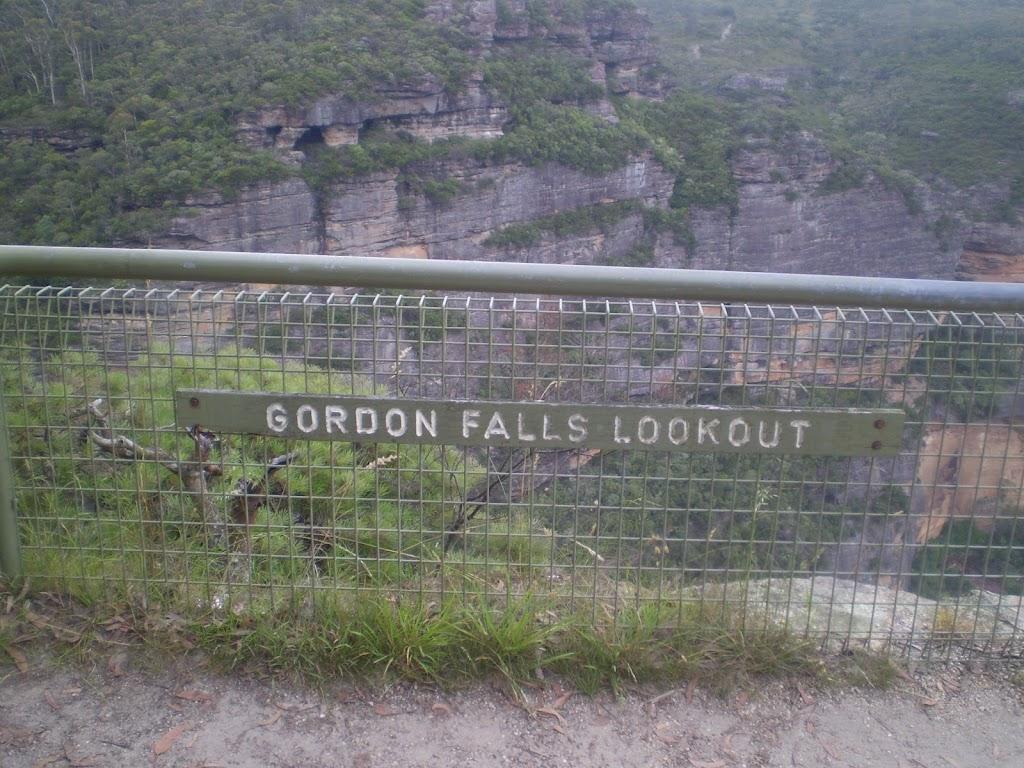 Gordon Falls Lookout