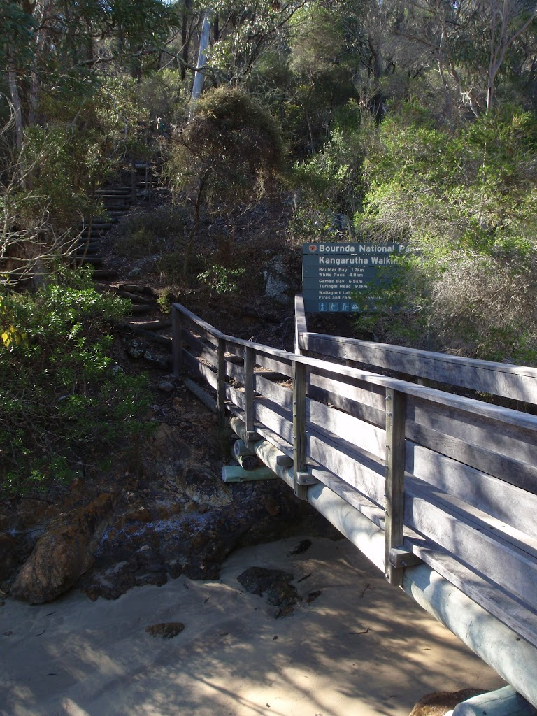 Bridge from Kianiny picnic area (102292)