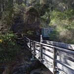 Bridge from Kianiny picnic area (102292)
