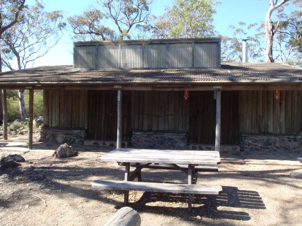 Homestead style building at Field Study Huts