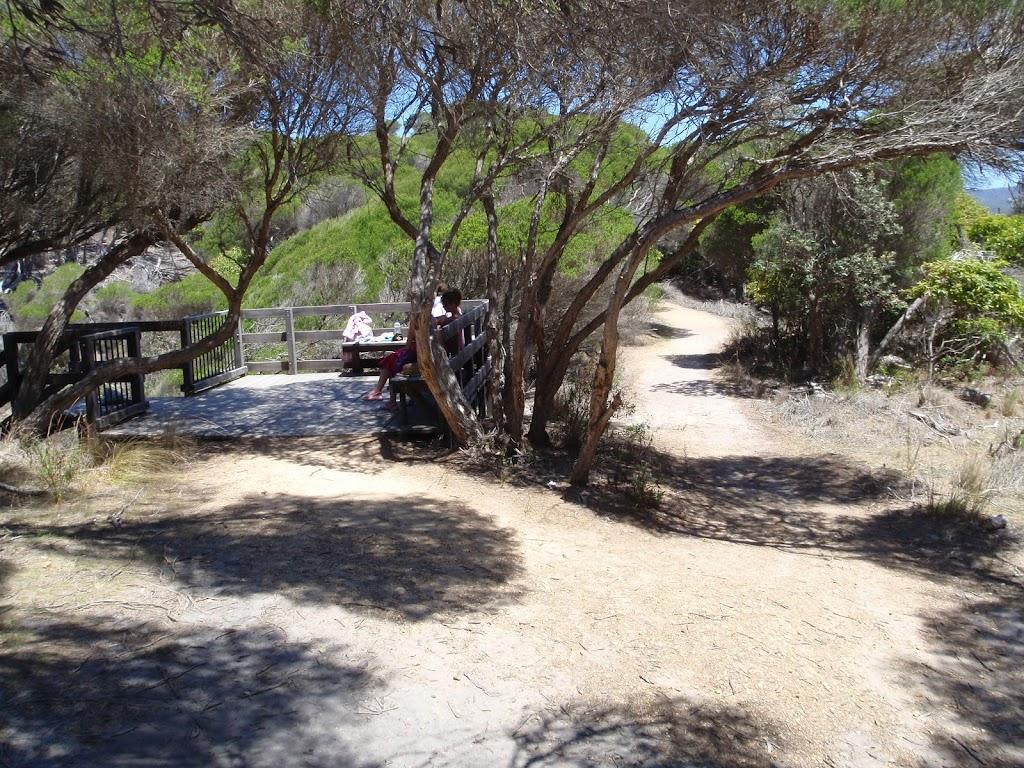 Veranda above Wallagoot Gap