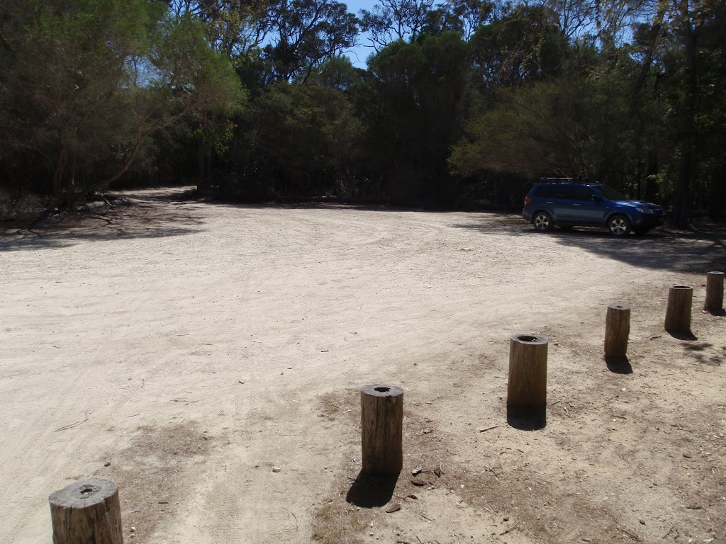 Ocean Beaches car park (105007)