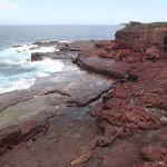 Red cliffs (105460)
