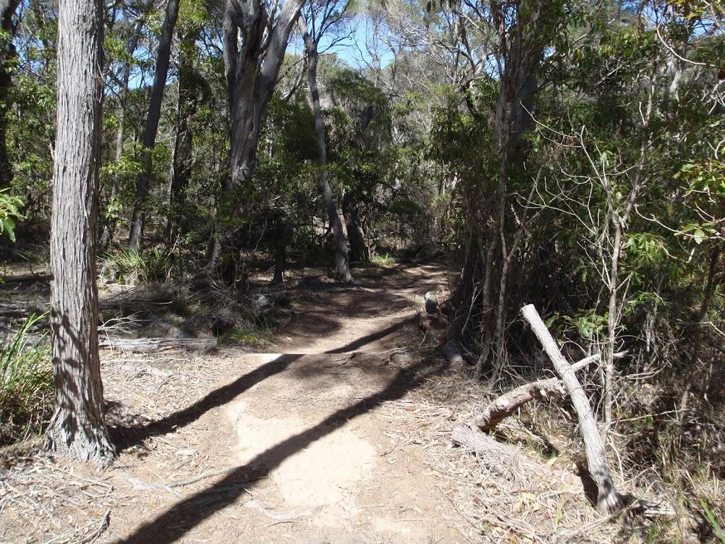 Bournda Lagoon Track