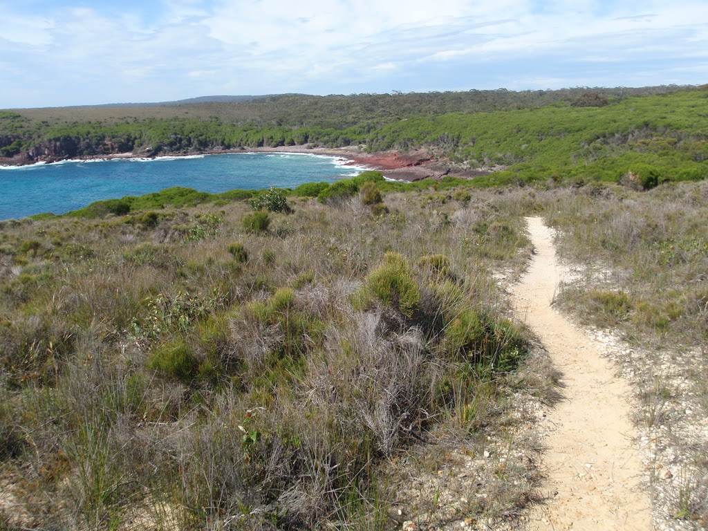 View of Hegartys Bay
