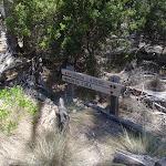 Signpost to North Tura Bournda Lagoon (106504)