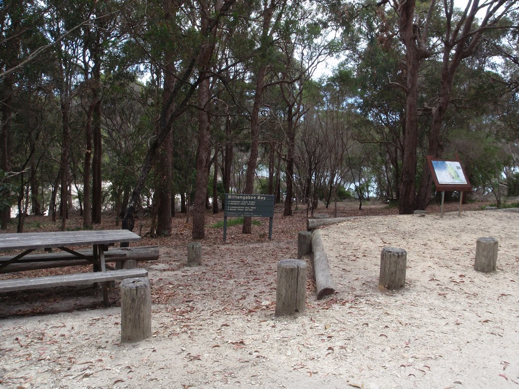 Bittangabee car park and picnic area