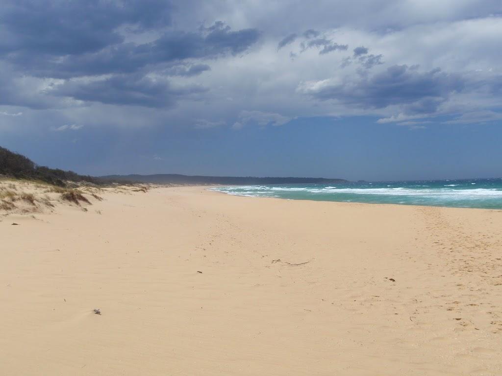 Bournda Beach