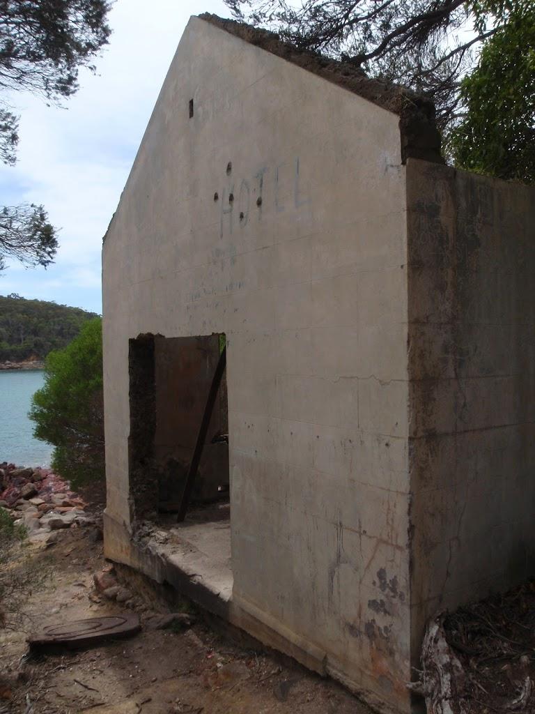 Bittangabee storehouse