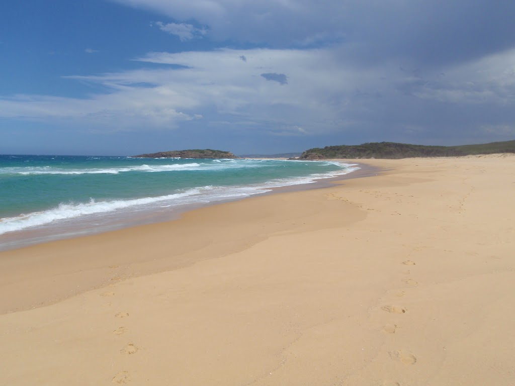 Bournda Beach and Bournda Island (106756)