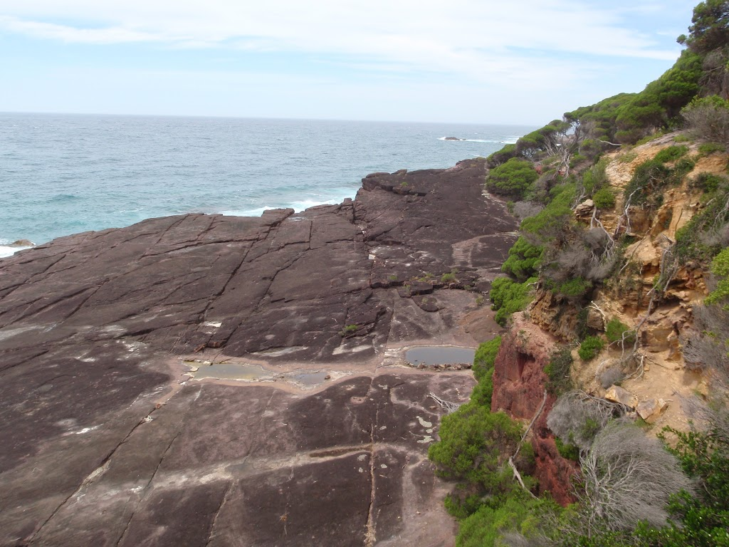 Bittangabee South headland lookout