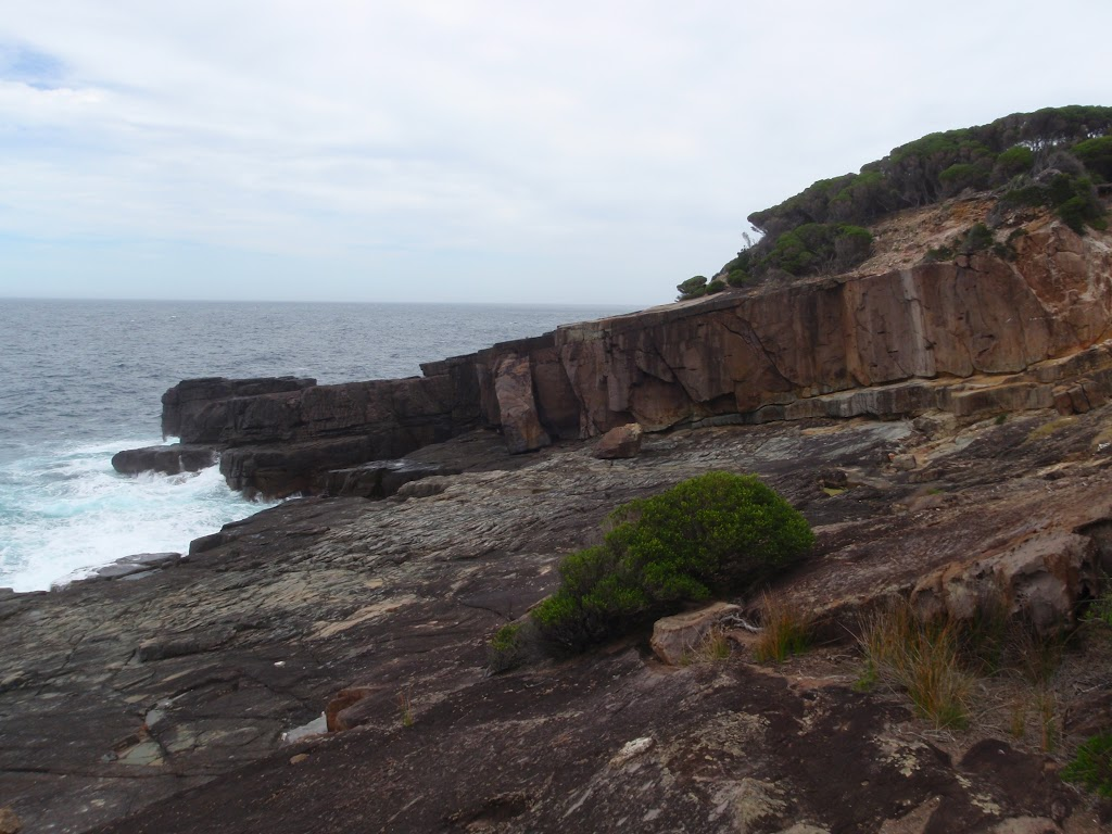 Pulpit Rock cliffs