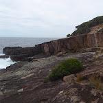 Pulpit Rock cliffs