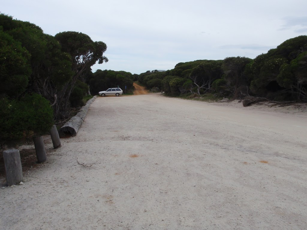 Green Cape Lighthouse car park (107533)
