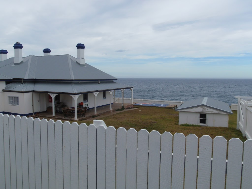 Green Cape Lighthouse's Lightkeeper's Quarters