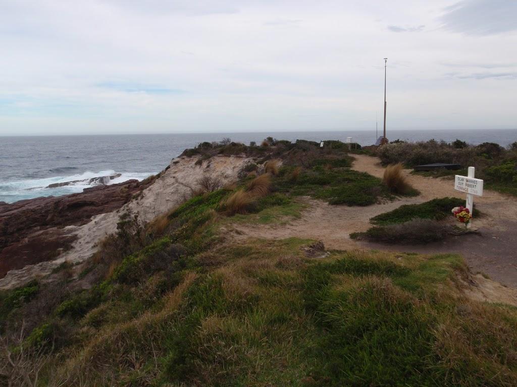 Green Cape headland