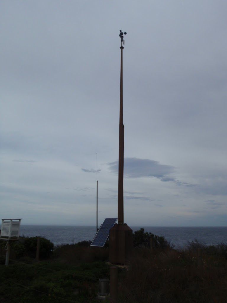Green Cape weather station