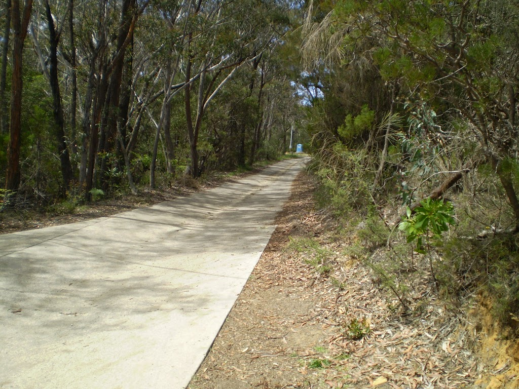 sealed path