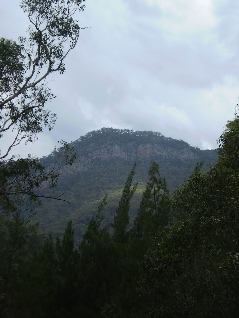 In the Megalong Valley