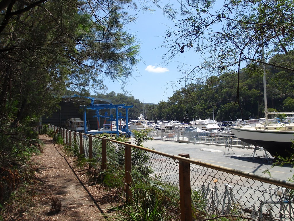 Empire Marina from Warrimoo Track