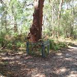 Birrawana Track signpost (117439)