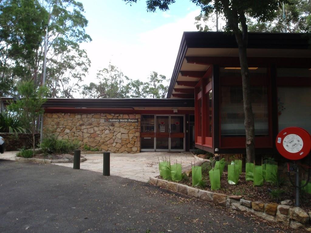 NPWS North Sydney Regional Office