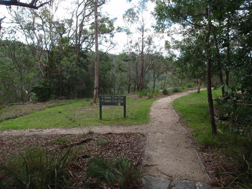 Apple Tree Flat picnic area