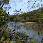 Great views of Cowan Creek on Warrimoo Track (118129)