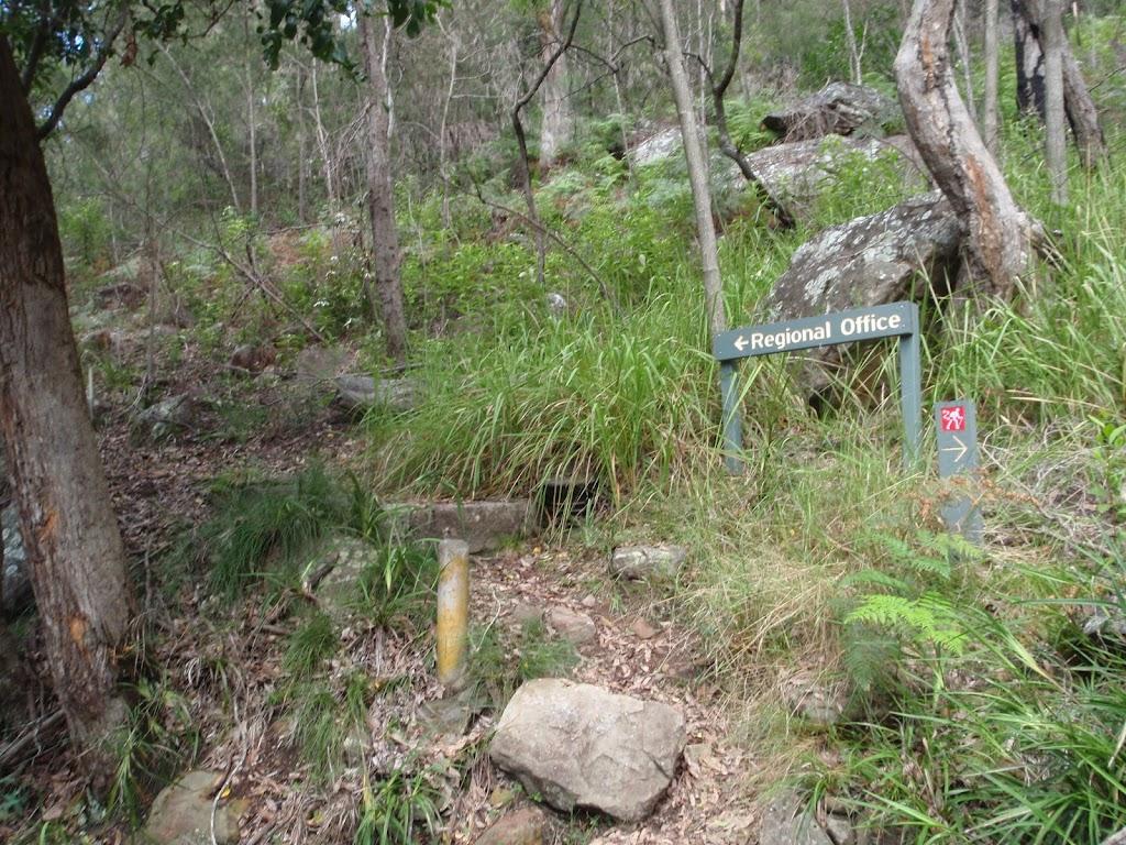 Birwanna Track above Apple Tree Bay