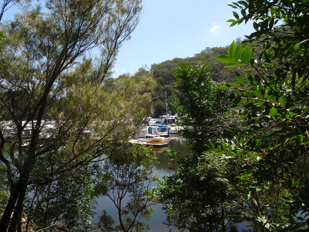 View on Empire Marina from Warrimoo Track
