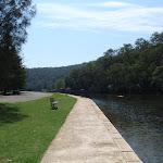 Footpath along Cockle Creek Bobbin Head (118948)