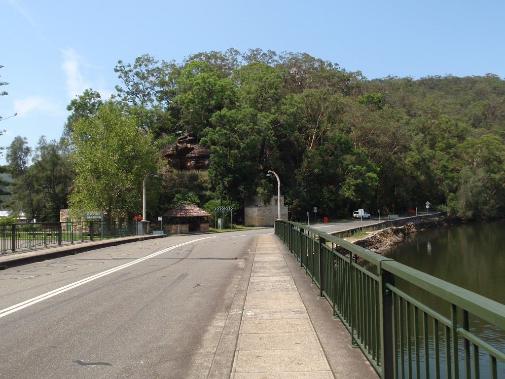 Bobbin Head Bridge