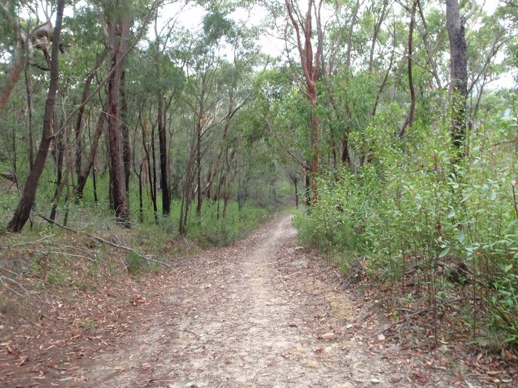 The Upper Cambourne Track