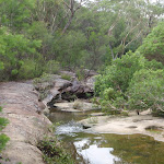 Looking downstream (120697)