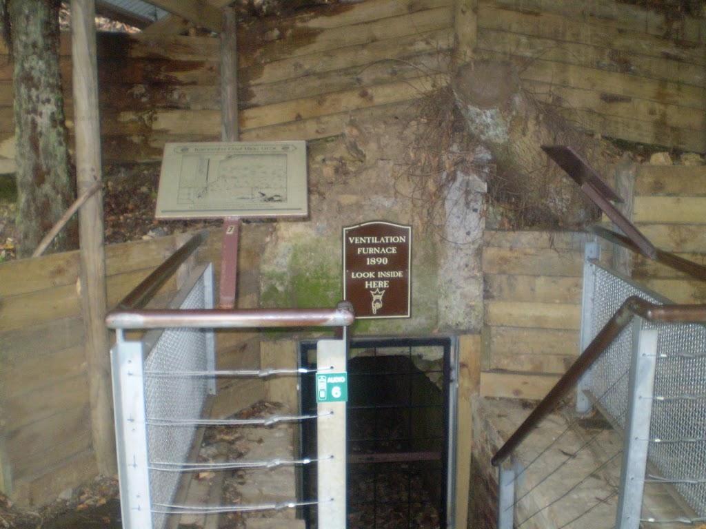 Bottom of Scenic Railway