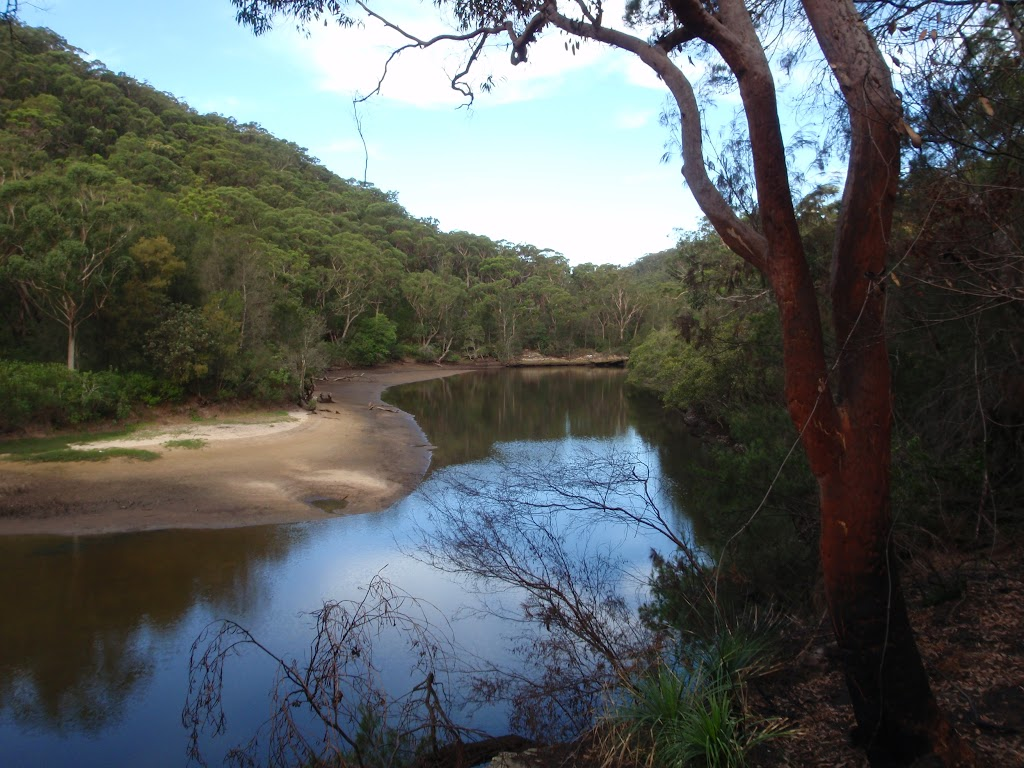 Middle Harbour Creek