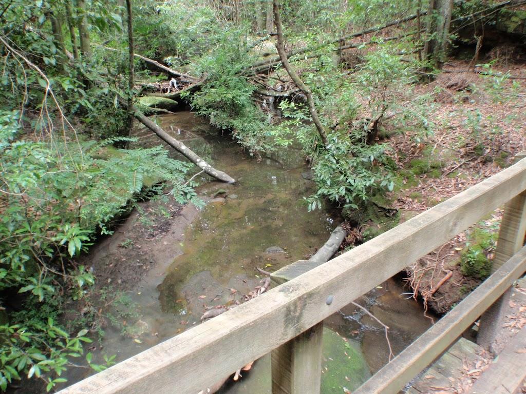 Bridge over Gordon Creek