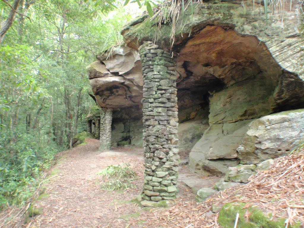 Rock overhang (125215)