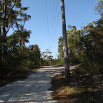Currie Rd Service trail (127495)