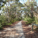 Currie Road Track