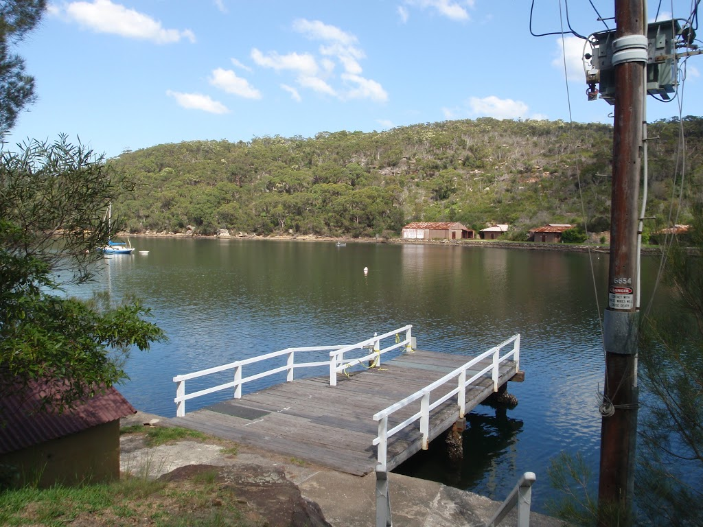 Bantry Bay picnic area wharf (128467)