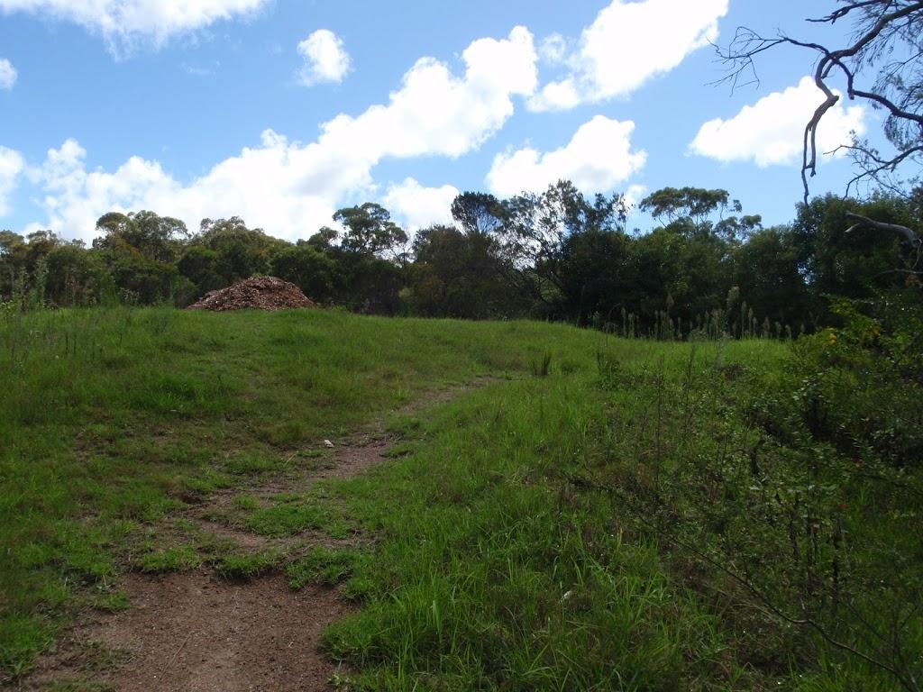 Track near Seaforth Oval