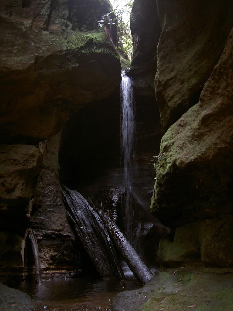 Centennial Glen Waterfall