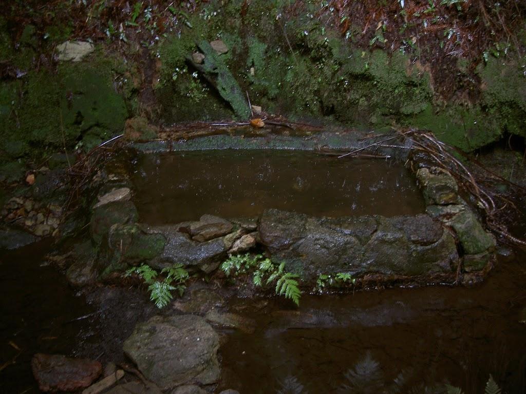 Basin on Walls Ledge Track