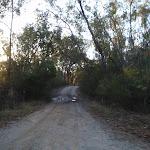 Dirt road to Yolde