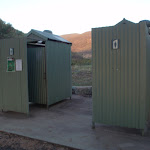 Two toilets