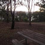 View down to Blowering lake