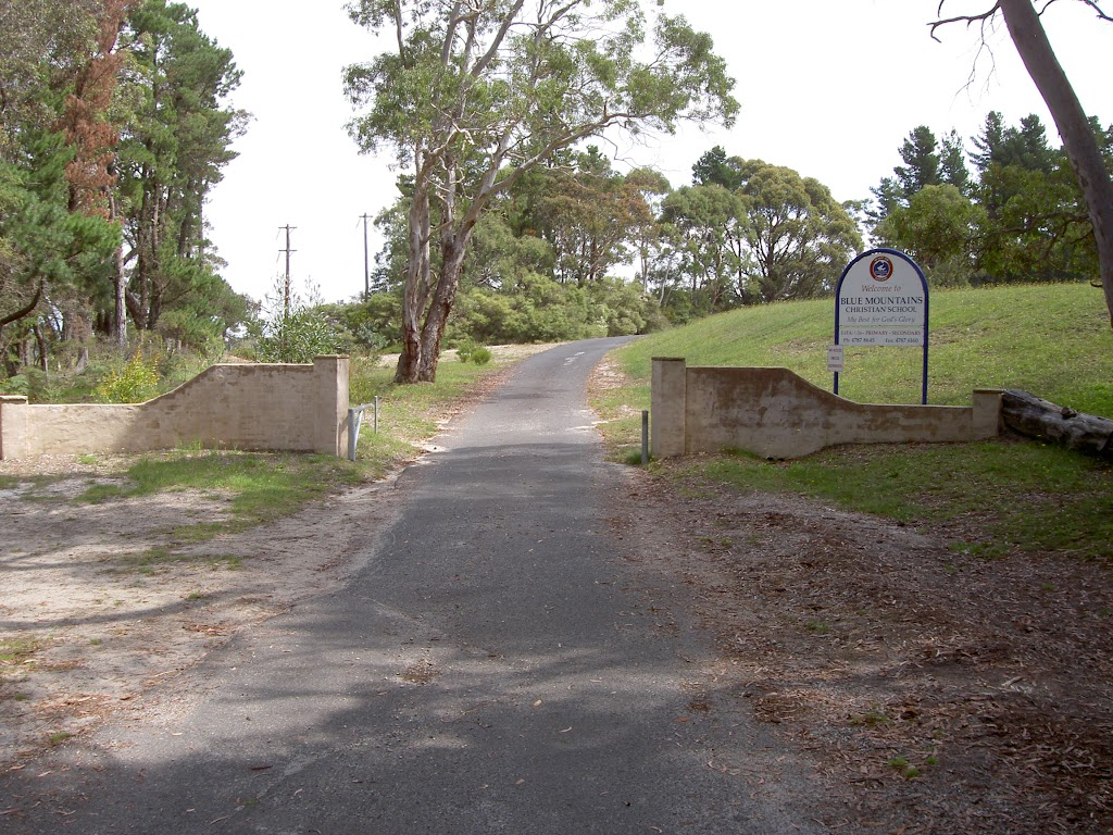 Blue Mountains Christian School gates (14197)
