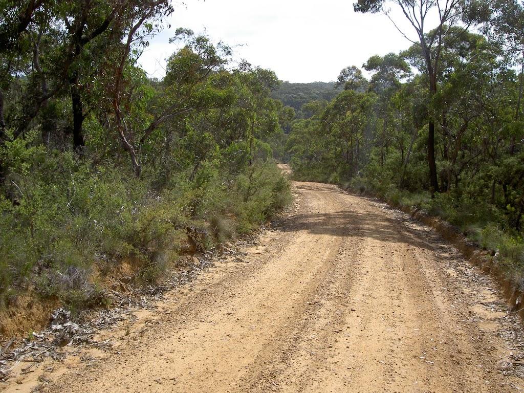 Service trail McNicol St